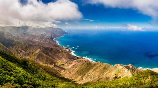 Španělsko, Kanárské ostrovy